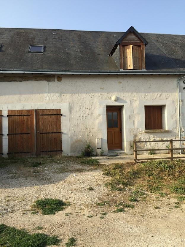 Extérieur maison gite proche chenonceau, zoo de beauval Amboise