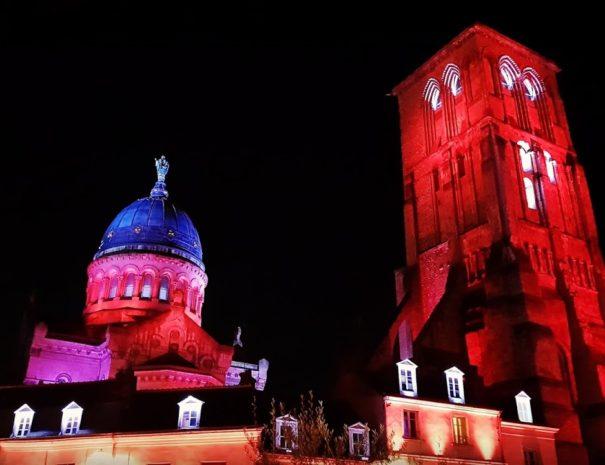 Tour charlemagne Basilique Saint Martin de Tours