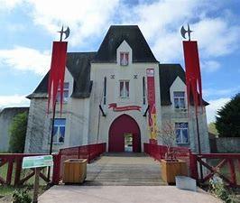 Mini chateau entrée Amboise