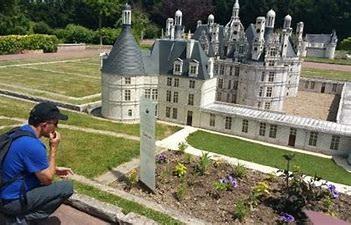 Mini chateau Amboise
