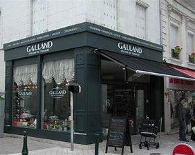 vue extérieur épicerie terroirs Galland