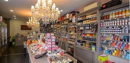 épicerie terroir Galland vue intérieur